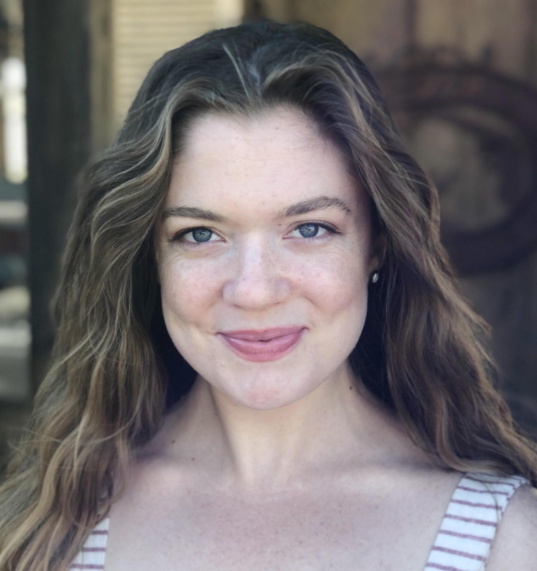 photo of Megan Taylor Lonsinger