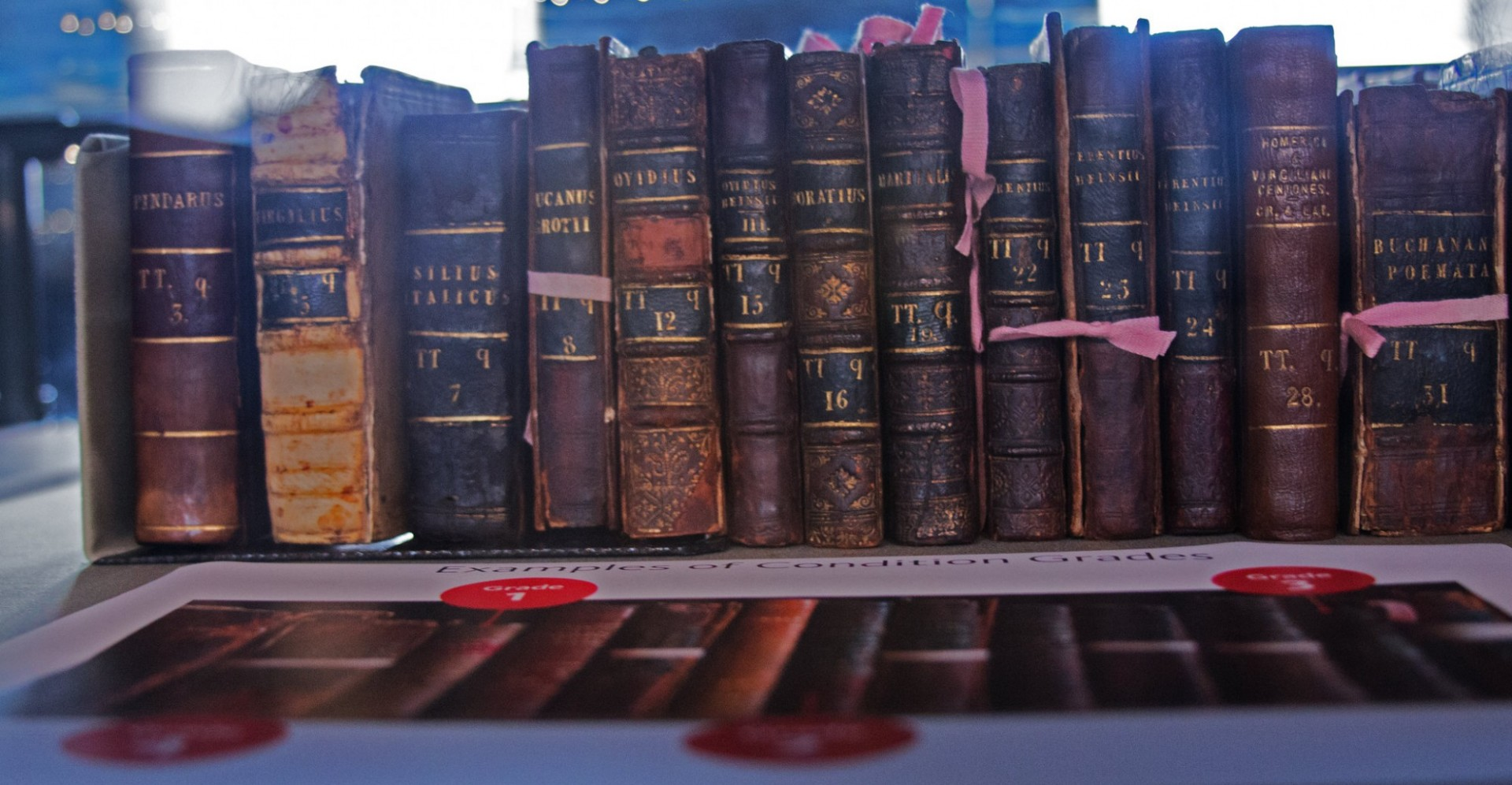 First edition printed books