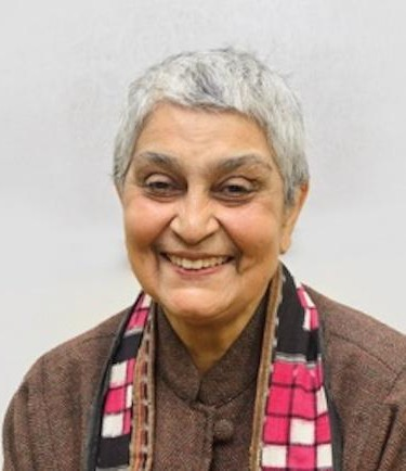 photo of Gayatri C. Spivak